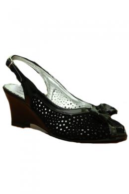 Buty dziurkowane Szymek 055D